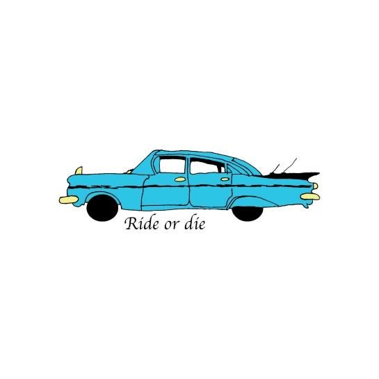 Lotta Sauce - Design - Ride Out