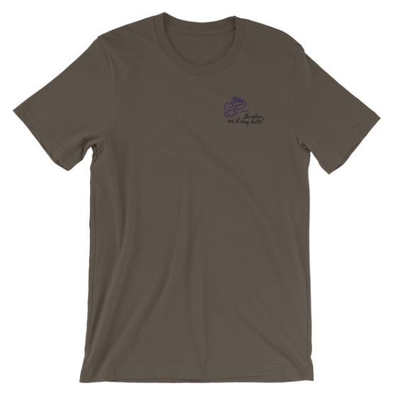 Lotta Sauce - On Shirt - Broken As If They Fell