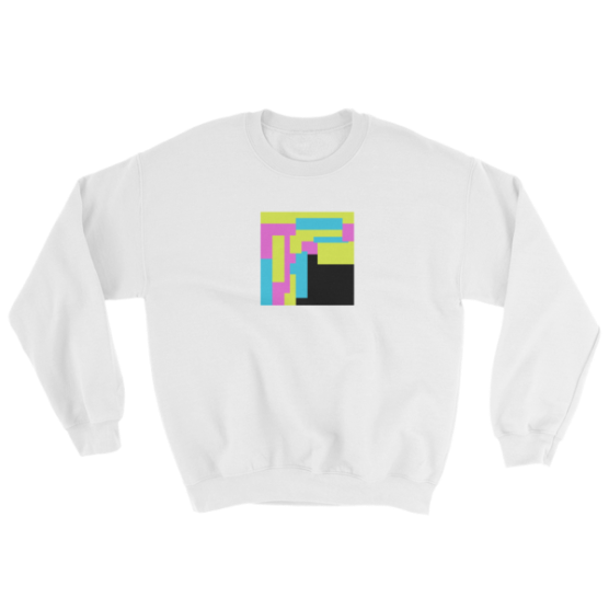 Lotta Sauce - On Shirt - Color Grid