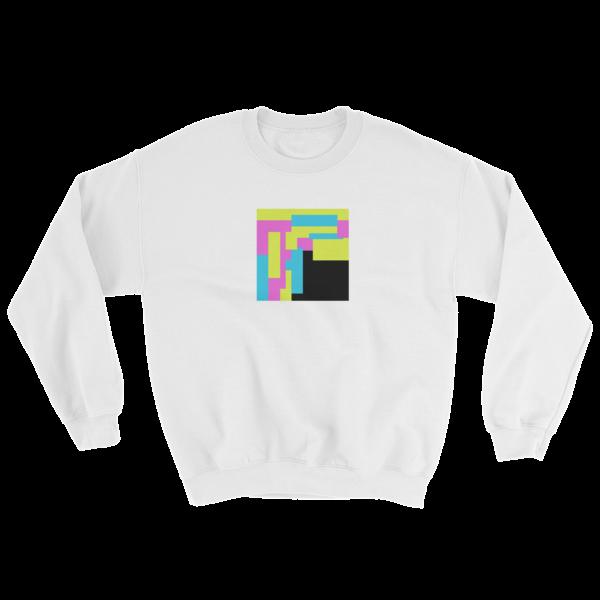 Lotta Sauce - On Shirt - Color Grid