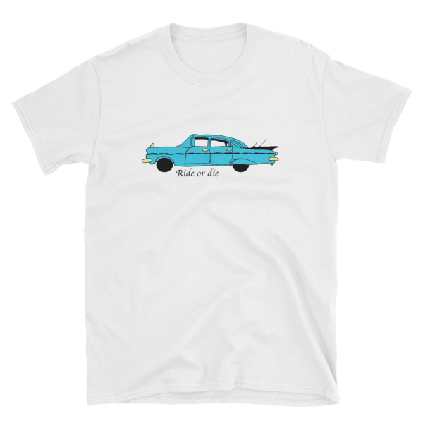 Lotta Sauce - On Shirt - Ride Out